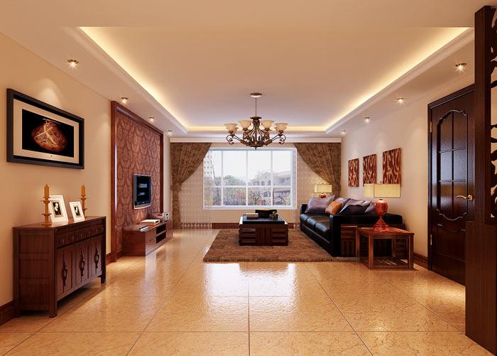 荆州170平东南亚风格四居室