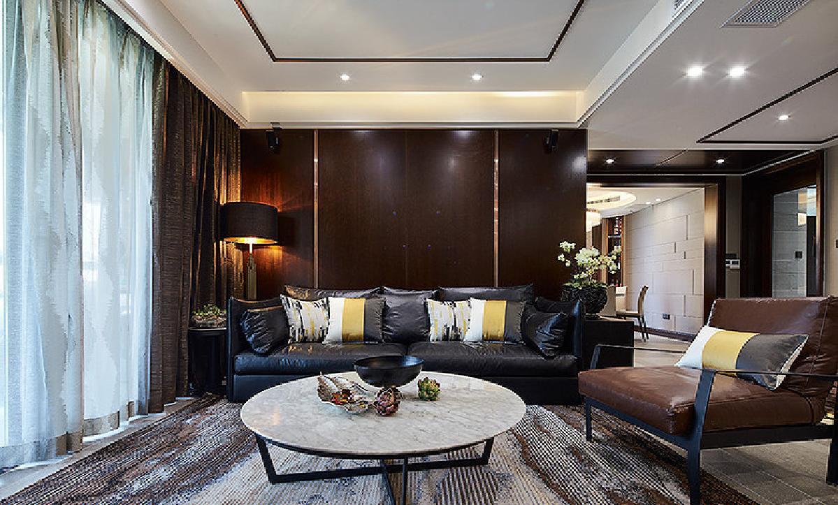 荆州198平新中式3居室    最爱中国元素