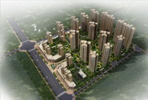 东南亚风情湘荆国际城